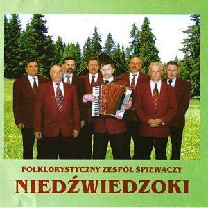 """Płyta Zespołu Śpiewaczego """"NIEDŹWIEDZOKI"""""""
