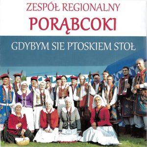 """Płyta Zespołu Regionalnego """"Porąbcoki"""""""